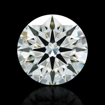 GIA Grading-Report für Diamant Brillant-Schliff Excellent Cut, 6,50 x 6,52 mm