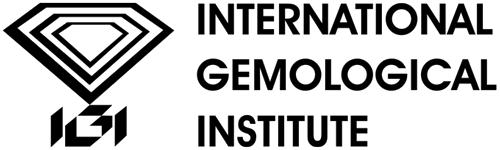 Logo IGI - International Gemological Institute