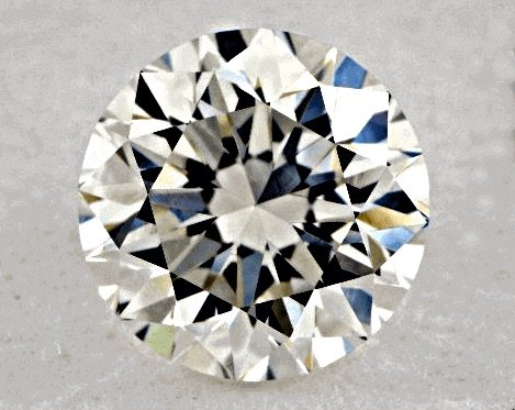 0.70ct GIA-Bewertung Cut Good, Polish: Very Good, Symmetry Excellent, Farbe I Reinheit VS2