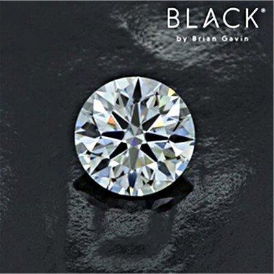 Brian Gavin Black, Signatur Hearts and Arrows-Diamant mit 1,756 Karat, Farbe G und Reinheitsgrad VS1