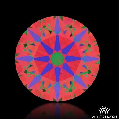 Whiteflash - Aset Scope für 0.802ct G VS1 - Diamanten mit Super Ideal Cut