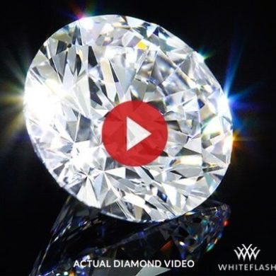 Diamant-Video Whiteflash 0.705ct H VS2 - Diamant mit Super Ideal Cut