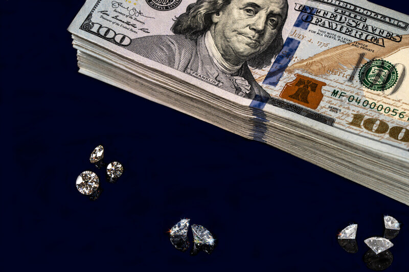 Diamanten als Wertanlage - Wie sind Anlagediamanten zu beurteilen?